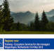 Registration open for a training on ecosystem services for site managers
